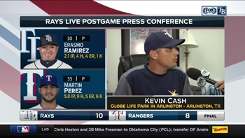 Kevin Cash: We've asked a lot of our guys, and they've come through