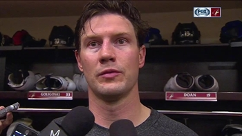 Doan: Coyotes 'weren't executing, weren't sharp'