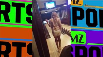 Mariah Carey went bowling after Grammy Awards | TMZ SPORTS