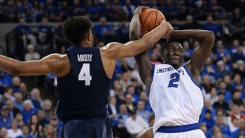 (20) Creighton Bluejays defeat Georgetown Hoyas in Omaha