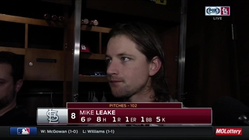 Leake: Cardinals 'have what it takes' to string wins together