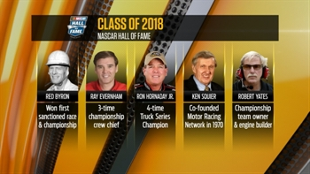 2018 NASCAR Hall of Fame Class Announced | NASCAR RACE HUB
