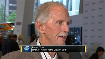 Robert Yates HOF Announcement Interview | NASCAR RACE HUB