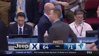 Game Highlights: Seton Hall Pirates - Xavier Musketeers