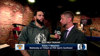 Deron Williams on how Mavs dominated Lakers