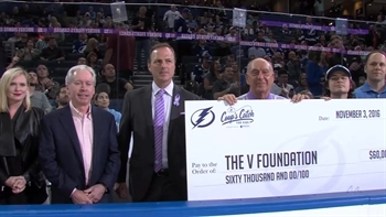 Lightning have created culture of giving back to community