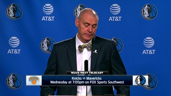 Rick Carlisle on Mavs' blowout win over Lakers