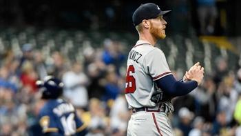 Braves LIVE To Go: Error proves costly as Braves denied sweep of Brewers