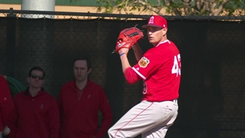 Spring Training Minute: Angels Rotation