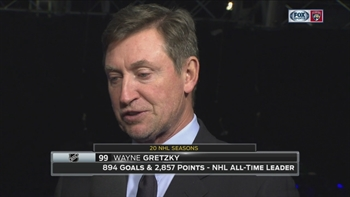 Wayne Gretzky on Jaromir Jagr: 'I know the passion and love he has for the game'