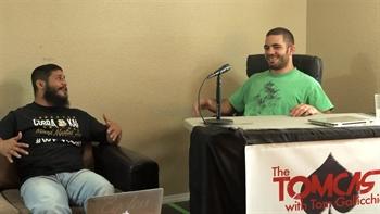 Tom Gallicchio and Joe Stevenson talk TUF