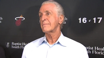 Pat Riley: Miami Heat trade deadline press conference Part 2