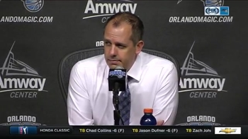 Frank Vogel on Magic's new approach: 'I was proud of how it looked tonight'