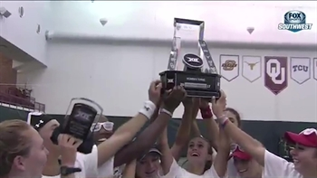 Texas Tech Women's Tennis wins Big 12 tournament title