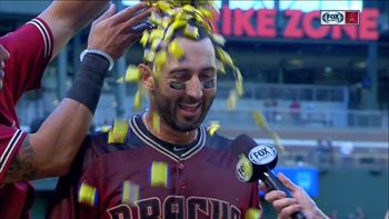 Descalso's first career walk-off wins it for D-backs