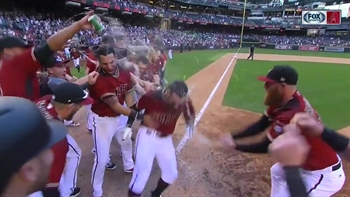 D-backs overcome 'brutal' call to walk-off Rockies in 13th