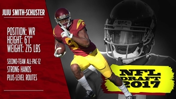 NFL Draft profile: USC WR JuJu Smith-Schuster
