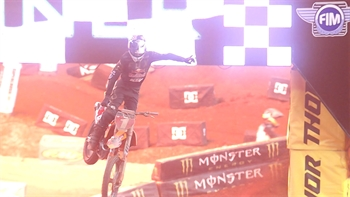 Ryan Dungey Wins Atlanta | 2017 MONSTER ENERGY SUPERCROSS