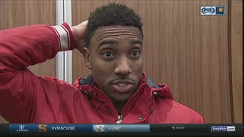Teague happy to be getting more rebounds this season