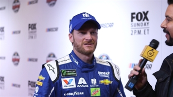 Dale Earnhardt Jr. told an awesome story about the time a boxing hall of famer punched him in the face