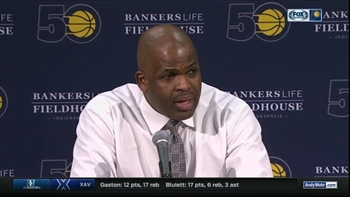 McMillan says battle to close out games has been story of Pacers' season
