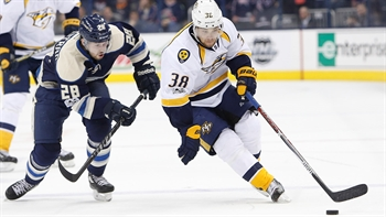 Predators LIVE To Go: Preds sweep the season series over the Jackets with 4-3 win in Columbuis