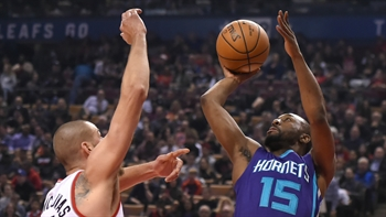 Hornets LIVE To GO: Hornets explode in the fourth quarter and come back and beat the Raptors.