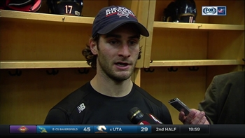 Saad believes Columbus can use loss as learning experience heading into Washington