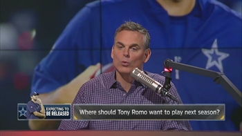4 Reasons why Tony Romo won't play for Denver or Chicago | THE HERD