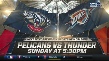 Pelicans Live: A look at the new-look Thunder