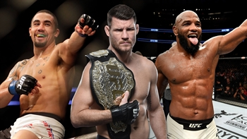 Michael Bisping thinks Robert Whittaker should get the next title shot after GSP