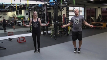XTRA Point: Beach bod with Daryl Evans