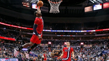 Hawks LIVE To Go: Wall, Beal hand Hawks 5th straight loss