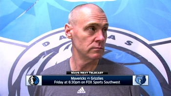 Rick Carlisle on tough loss to New Orleans