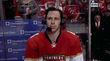 Jonathan Marchessault: Our passing was amazing tonight