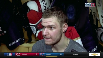 Aleksander Barkov: In the third period, we just kept going