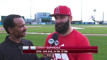 Spring Training Minute: Danny Espinosa