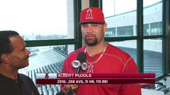 Spring Training Minute: Albert Pujols
