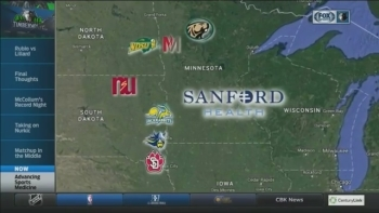 Sanford Health helping across the region to keep athletes safe and healthy