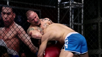 Fight Replay: Ramsey Nijem vs. Julian Lane | THE ULTIMATE FIGHTER