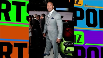 Are you ready for President Dwayne 'The Rock' Johnson? | TMZ SPORTS