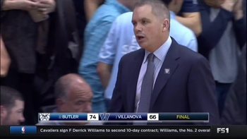 Game Highlights: Villanova Wildcats - Butler Bulldogs