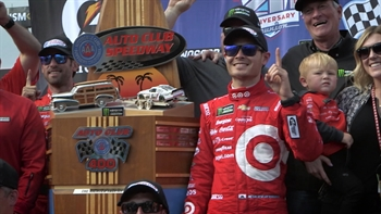 Winner's Weekend: Kyle Larson - Fontana | NASCAR RACE HUB