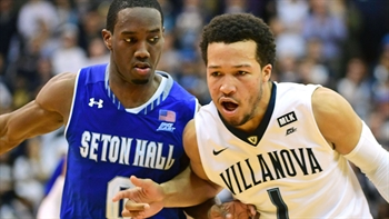 (1) Villanova Wildcats defeat Seton Hall Pirates at home