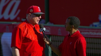 Mike Scioscia: Everyone played well during Spring Training