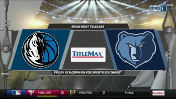 Mavs Live: Mentally tough Grizzlies up next