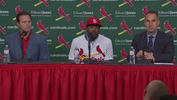 Fowler on new Cardinals teammate Matt Carpenter