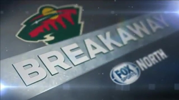 Wild Breakaway: Minnesota stumbles after big first period