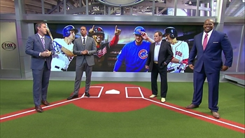 Pete Rose, Frank Thomas, and Alex Rodriguez give you their World Series predictions
