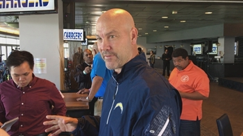 Chargers DC Gus Bradley looking forward to building on Joey Bosa's dynamic rookie season